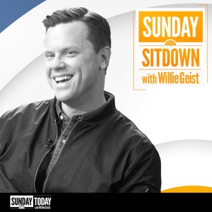 Sunday Sitdown with Willie Geist by Willie Geist, Sunday TODAY