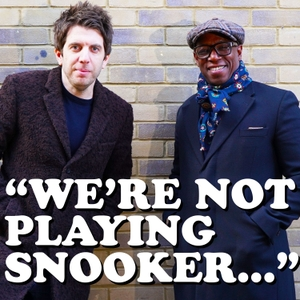 We're Not Playing Snooker by Andy Goldstein and Ian Wright