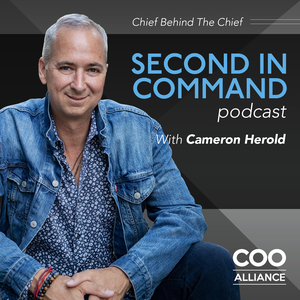 Second in Command: The Chief Behind the Chief by Cameron Herold