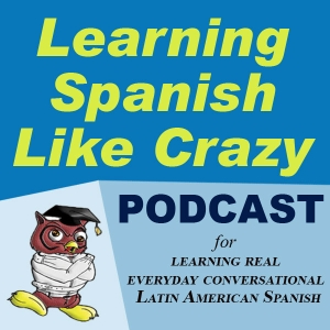 Learning Spanish Like Crazy by Learning Like Crazy