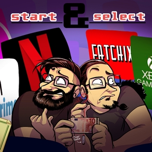 Start & Select by Gronkh und Onkel Jo