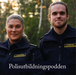 Polisutbildningspodden by Amanda & Olle