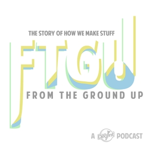 From the Ground Up Podcast by Keith Decent