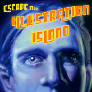 Escape From Illustration Island by Thomas James