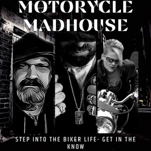 """Motorcycle Madhouse Radio Podcast w James """"Hollywood"""" Macecari by Motorcycle Madhouse"""