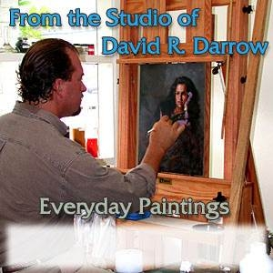 Everyday Paintings: A Video Paintcast™ by David R. Darrow