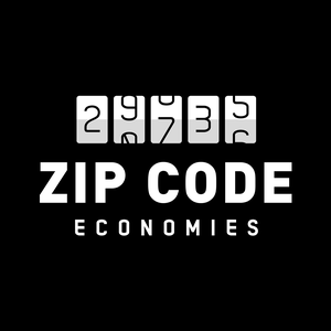 Zip Code Economies by Federal Reserve Bank of San Fransisco