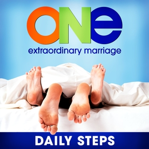 ONE Extraordinary Marriage Daily Steps by Tony & Alisa DiLorenzo