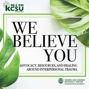 We Believe You by KCSU