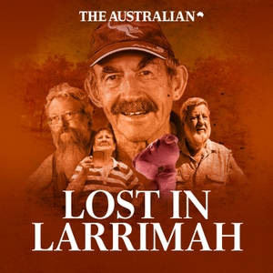 Lost in Larrimah by The Australian