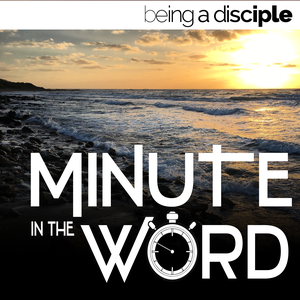 Minute in the Word by David Evans