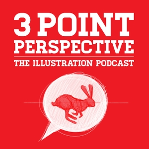 3 Point Perspective: The Illustration Podcast by SVSlearn.com