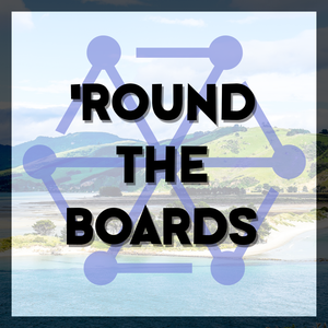 Round The Boards by Otago Access Radio