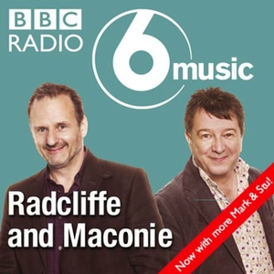 Radcliffe and Maconie by BBC Radio 6 Music
