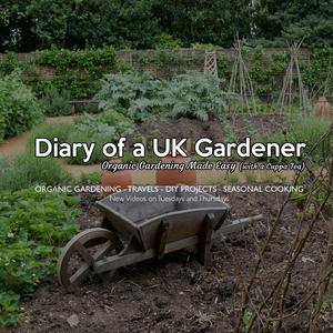 Diary of a UK Gardener by Sean James Cameron