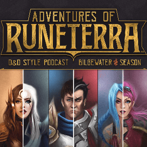 Adventures of Runeterra: League of Legends theme 5e D&D! (DnD, LoL, LoR)