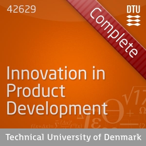 Innovation in Product Development by Technical University of Denmark