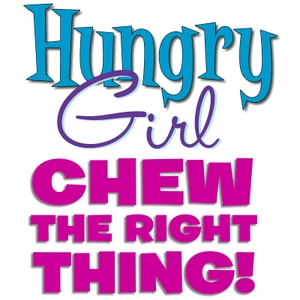 Hungry Girl: Chew The Right Thing! by Lisa Lillien