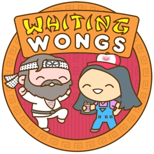 Whiting Wongs with Dan Harmon and Jessica Gao by Jessica Gao, Dan Harmon, Starburns Audio