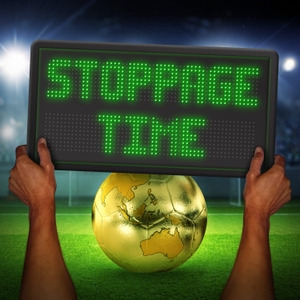 Stoppage Time: A Soccer Talk Show by Stoppage Time: A Soccer Talk Show