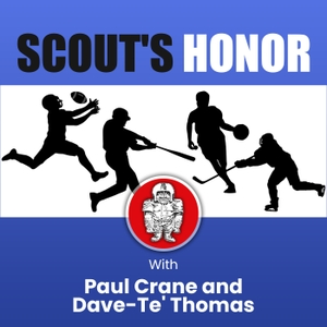 Scout's Honor by Paul Crane and Dave-Te' Thomas
