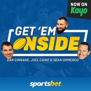 Get 'Em Onside | The Sportsbet NRL Podcast by Sportsbet