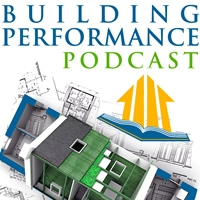 the Building Performance Podcast by the Building Performance Workshop