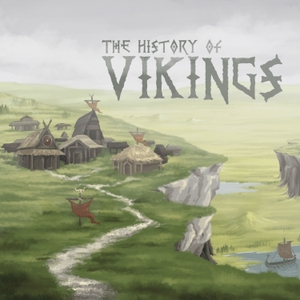 The History of Vikings by Noah Tetzner