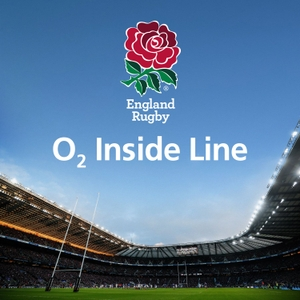 The England Rugby Podcast: O2 Inside Line by England Rugby