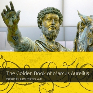 The Golden Book of Marcus Aurelius by Barry Vickers