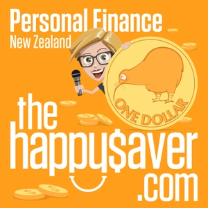 The Happy Saver Podcast - Personal Finance in New Zealand by Ruth - Personal Finance Blogger