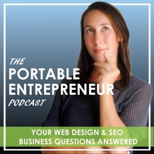 The Portable Entrepreneur Podcast by Christine Maisel