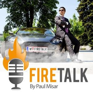 Firetalk - DER Podcast für erfolgreiche Unternehmer by Paul Misar - Inspiriert durch Tony Robbins, Tim Ferris und Robert Kiyosaki