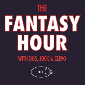 The Fantasy Hour AFL Fantasy by The Footy Pigs