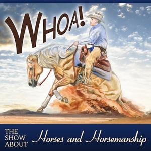 Whoa Podcast About Horses Horsemanship by John & Ranae Harrer