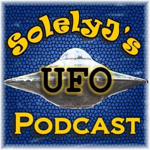 SolelyJ's UFO Podcast by Joseph (Jay) Ibar