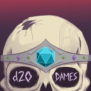 d20 Dames by Misadventure Awaits