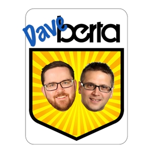 The Daveberta Podcast by Dave Cournoyer and Ryan Hastman