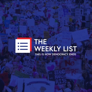 The Weekly List by Amy Siskind