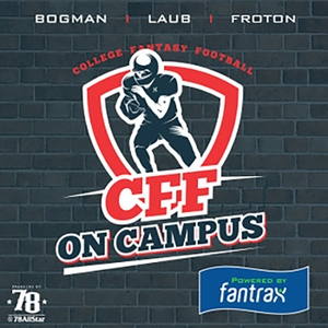 College Fantasy Football: On Campus by Fantrax Podcast Network