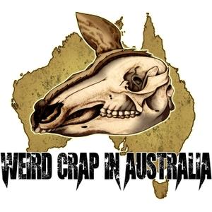 Weird Crap in Australia by The Modern Meltdown