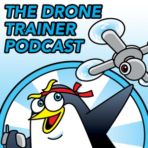 The Drone Trainer Podcast by Chris Anderson