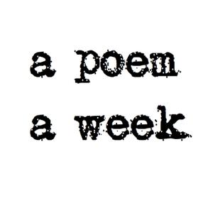a poem a week by David Turner