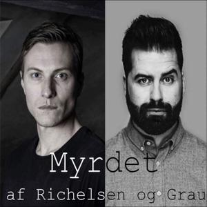 Myrdet af Richelsen & Grau by Lytbare Podcasts