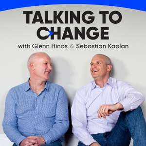 Talking To Change - A Motivational Interviewing Podcast by Glenn Hinds & Sebastian Kaplan