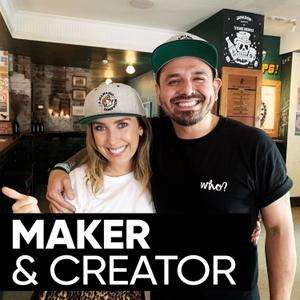 Maker & Creator by Alex Adams & Jye Smith