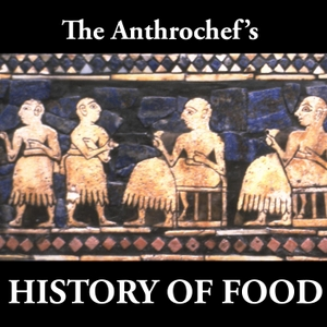 THE HISTORY OF FOOD
