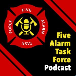 5-Alarm Task Force! by Steve Greene
