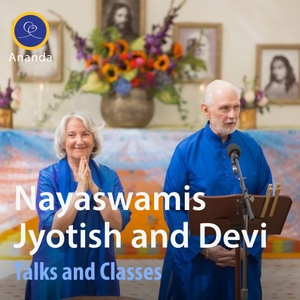 Nayaswamis Jyotish and Devi — Talks and Classes by Ananda
