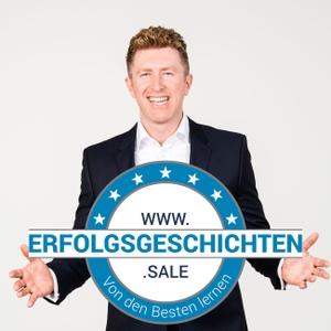 www.Erfolgsgeschichten.sale mit André May - die besten Verkäufer im Interview